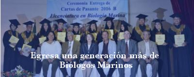 Banner: Egresados Biología Marina