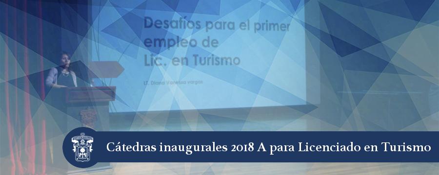 Banner: Cátedras Turismo