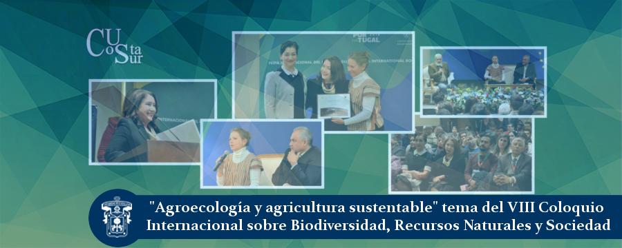 Banner: Coloquio Biodiversidad