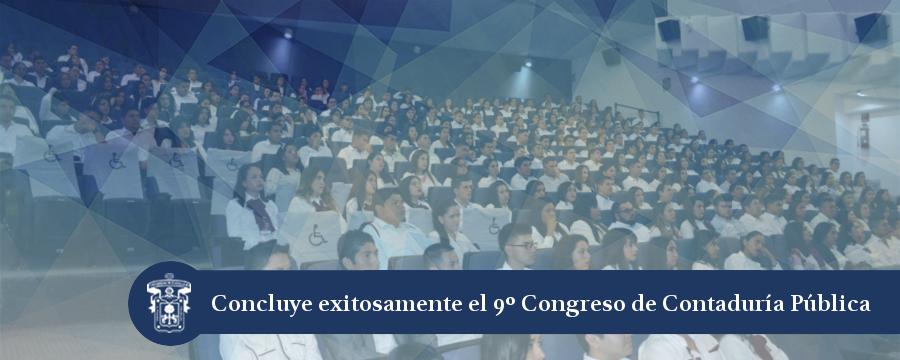 Banner: Congreso de Contaduría Pública