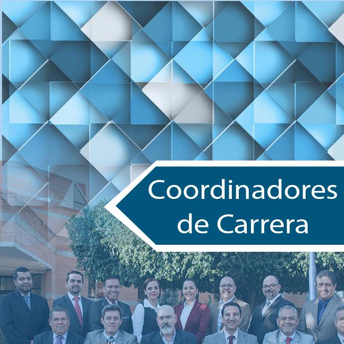 Coordinadores de Carrera