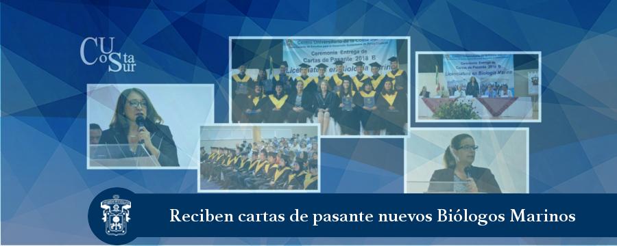 Banner: Cartas de pasante Biología Marina