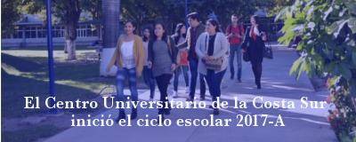 Banner: Inicio de clases ciclo 2017-A