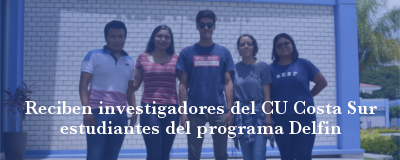 Banner: Programa Delfin 2017