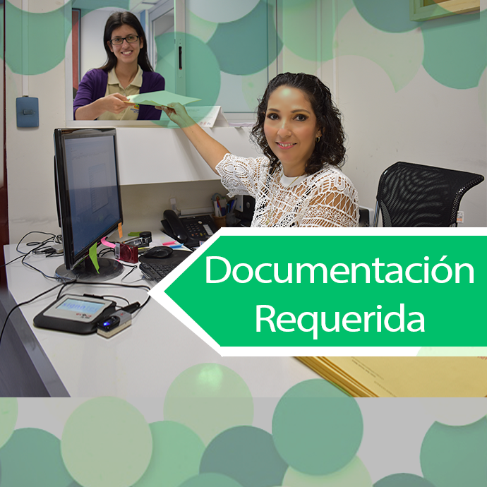 Documentación Requerida