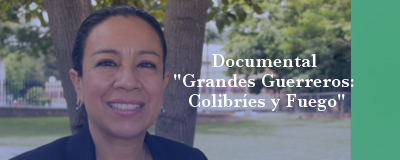Banner: Documental Grandes Guerreros