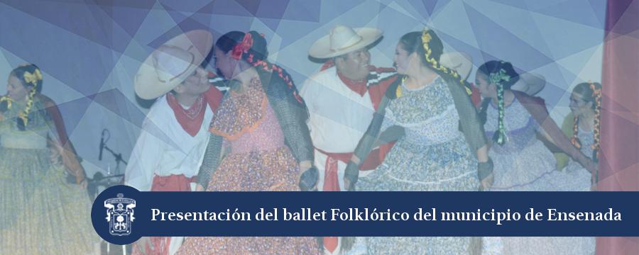 Banner: Presentación Ballet de Ensenada