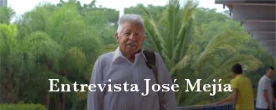 Entrevista José Mejía