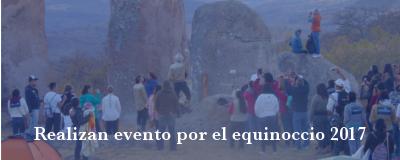Banner: Equinoccio 2017
