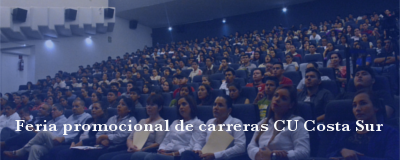 Banner: Feria Promocional de Carreras