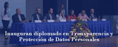 Banner: Inauguración diplomado ITEI