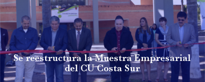Banner: Muestra Empresarial CU Costa Sur