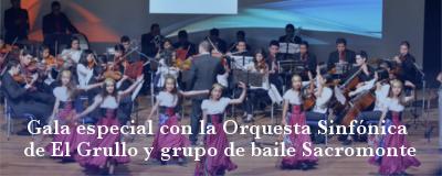 Banner: Orquesta sinfónica de El Grullo