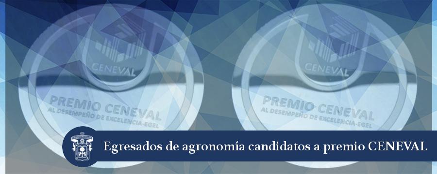 Banner: Candidatos a premio CENEVAL