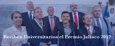 Banner: Premio Jalisco 2017