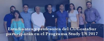 Banner: Programa Study US 2017