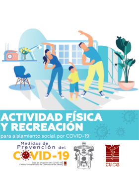 Actividad física y recreación para el aislamiento social por Covid-19