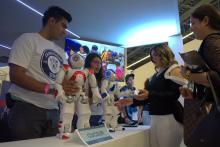Nota: Participación en Campus Party 2017
