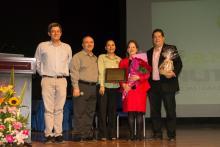 Nota: Reconocimiento a la Dra. Josefina Robles