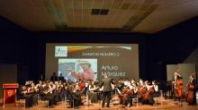 Nota: Segunda temporada de primavera 2017 Orquesta Sinfónica