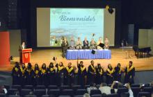 Nota: Graduación de IRNA y Turismo