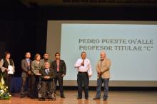 Nota: Homenaje al maestro Pedro Puente Ovalle