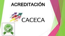 Nota: Tercer reacreditación de las carreras de Administraciín y Contaduría