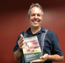 Nota: Nuevo libro sello editorial CU Costa Sur Grana