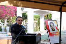 Nota: Aniversario luctuoso Atanasio Monroy