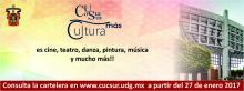 Nota: Más Cultura CU Costa Sur