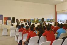 Nota: Participación del CU Costa Sur en el Festival Valle de Expuchimilco