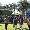 El CU Costa Sur se sumó al primer simulacro nacional