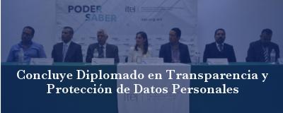 Banner: Diplomado en Transparencia