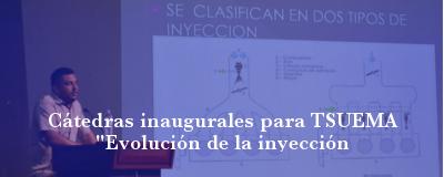 Banner: Cátedras inaugurales TSUEMA